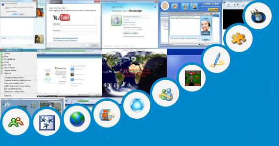 Software collection for Programe Shqip Live