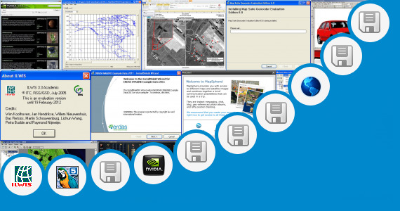 Software collection for Welding Map Sample