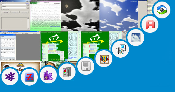 Software collection for Oracle Forms 10g Animation Demo
