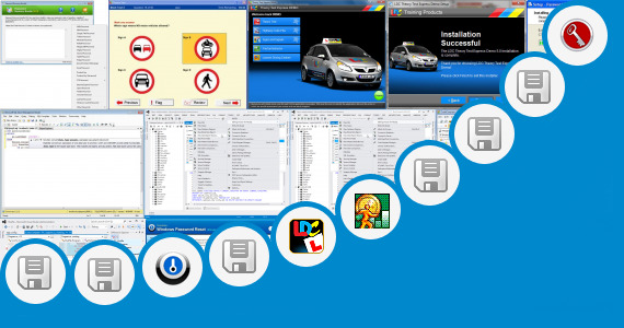 Software collection for Win Thruster 2012 Key