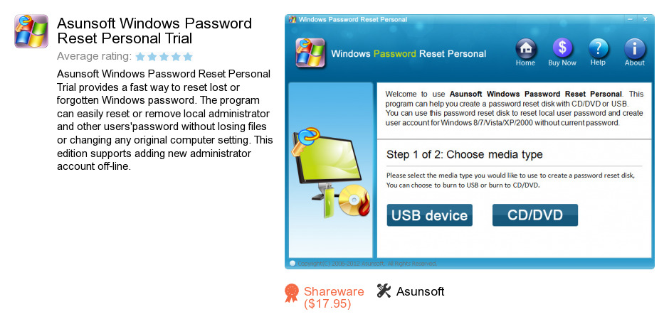 Windows Password Reset Standard Keygens