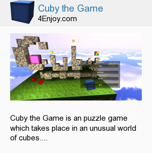 Cuby the Game