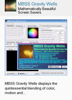 MBSS Gravity Wells
