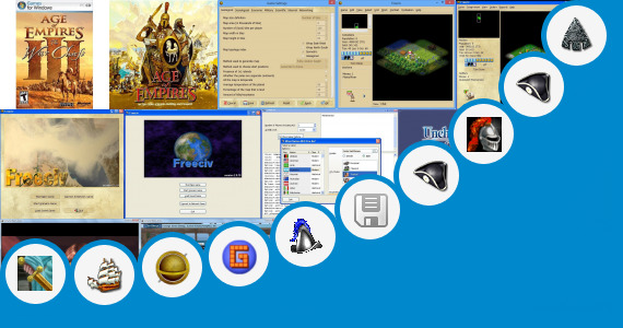 Software collection for Age Of Empire Hinterland