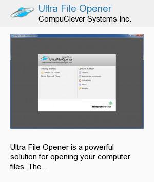 Ultra File Opener