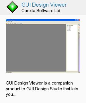GUI Design Viewer