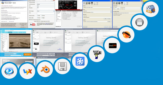 Software collection for Open Bf Movie And Film