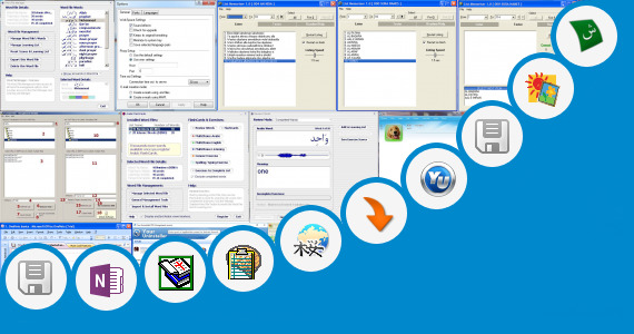 Software collection for Arabic Languish Installation For C7