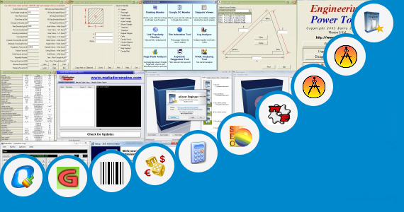 Software collection for Engineers Fb Covers