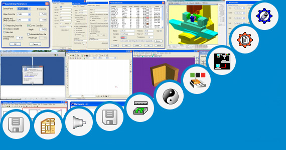 Software collection for Free Cnc Machine Cycle Time Calculatio