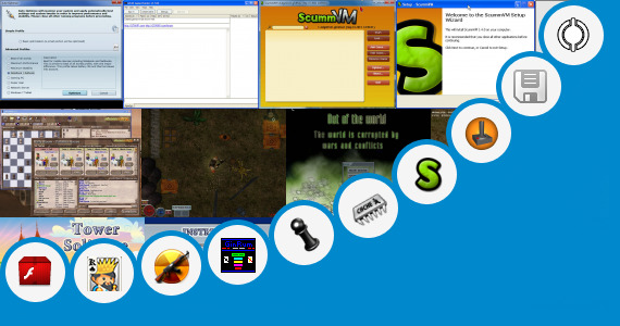 Software collection for Temple Run Game On Vxp File