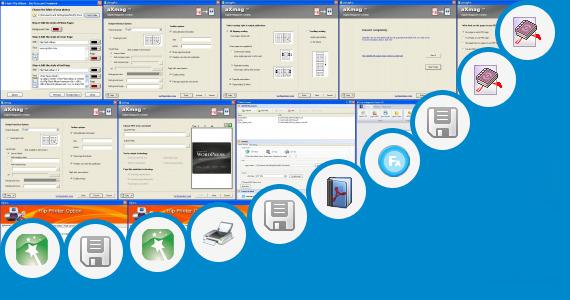 Software collection for Portable Flip Book Creator