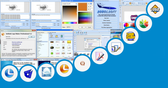Software collection for Raja Logo Images