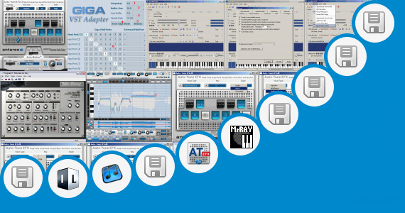 Software collection for Turkish Vst Instruments