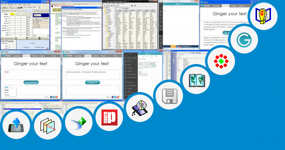 Software collection for Working Model Of English Grammar