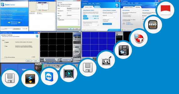 Software collection for Remote Dvr Software
