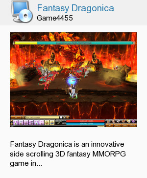 Fantasy Dragonica