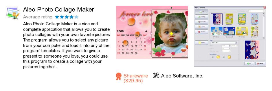 Aleo Photo Collage Maker