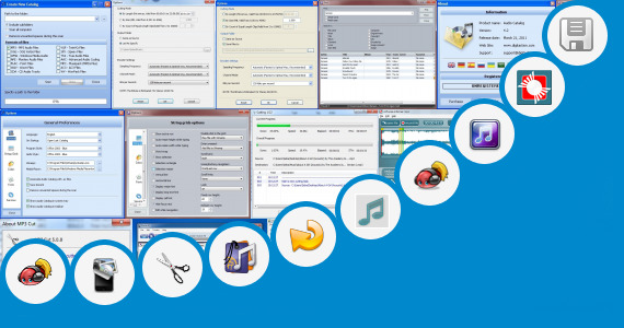 Software collection for Iboss Clean Music
