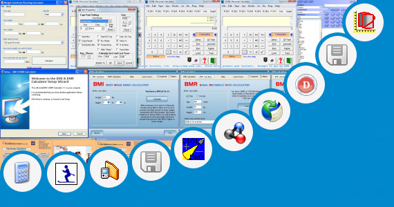 Software collection for Ductwork Weight Calculator Freeware