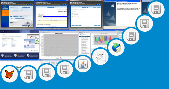 Software collection for Amway Products Demo
