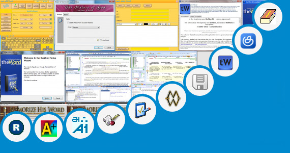 Software collection for Word Of God Tamil