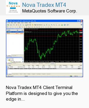 Nova Tradex MT4