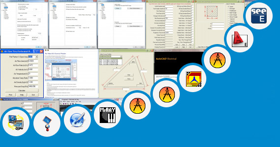 Software collection for Electrical Engineering Wallpapers