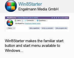 Win8Starter