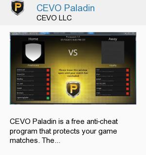 CEVO Paladin