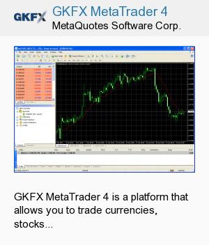 GKFX MetaTrader 4