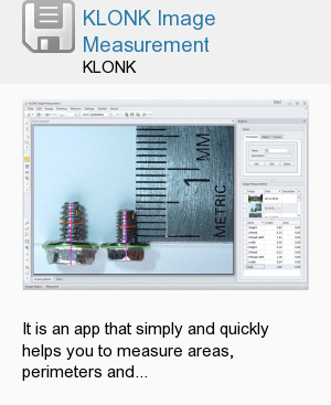KLONK Image Measurement