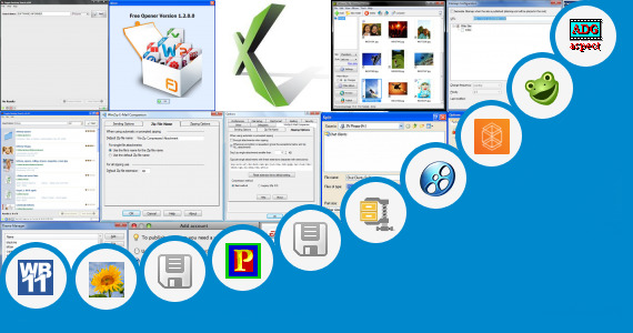 Software collection for Java Photo Editer 128 160