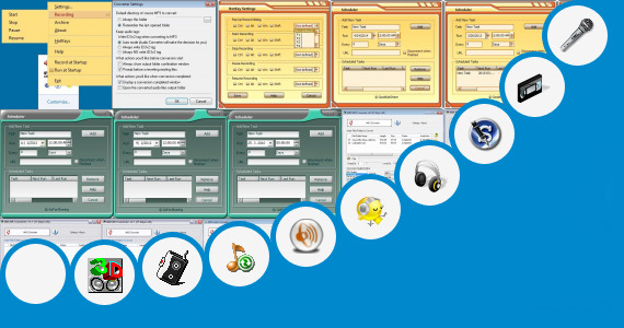 Software collection for Radio Script Sample Format Tagalog