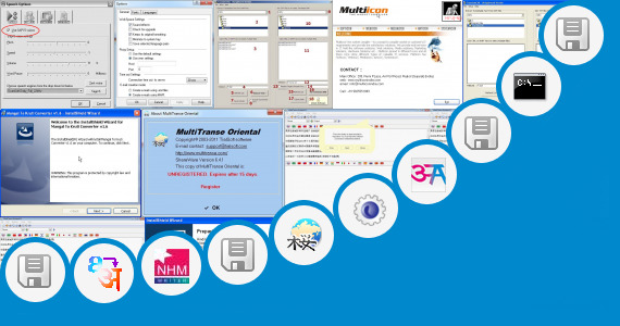 Software collection for Text To Hindi Speach
