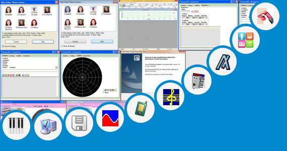 Software collection for Virtual Instruments