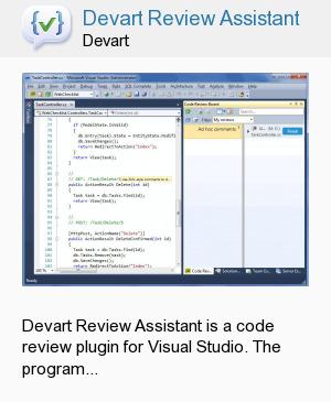 Devart Review Assistant