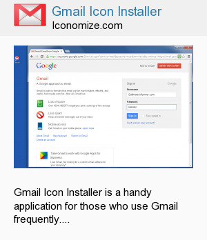 Gmail Icon Installer
