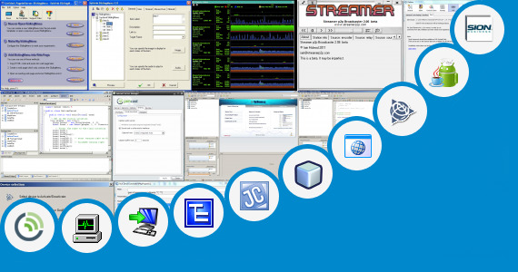 Software collection for Radio Java Apps