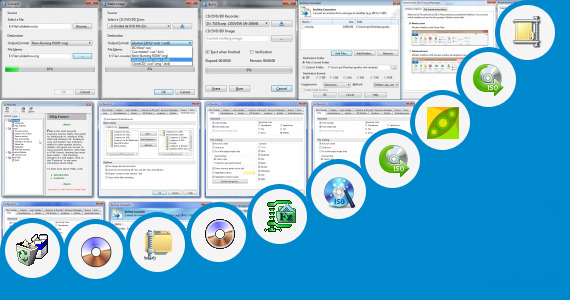 Software collection for Can 7zip Open Nrg