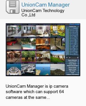 UnionCam Manager