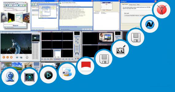 Software collection for Remote Surveillance Dvr Client
