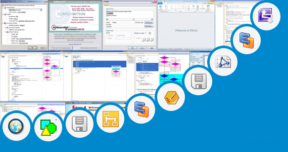 Software collection for Create Visio Diagrams In Jquery