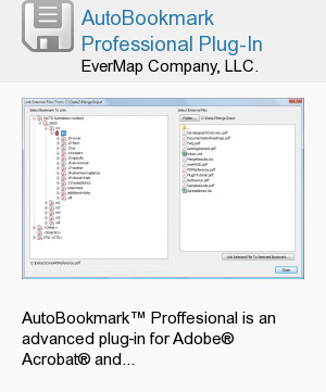 AutoBookmark Professional Plug-In