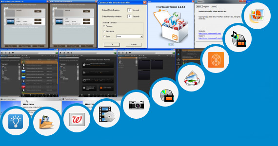 Software collection for Hindi Bf Video Photo Open