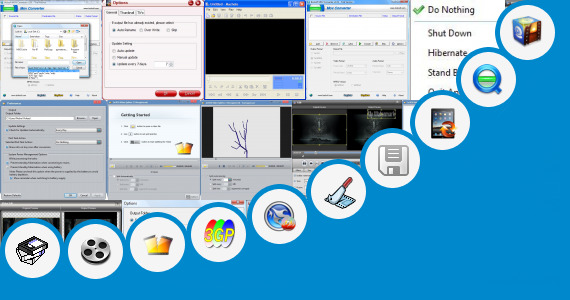 Software collection for 3gp Bf Ful Move