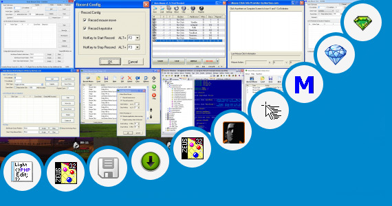 Software collection for Script Macro X7 Auto Dor Sg No Miss
