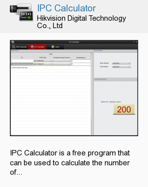 IPC Calculator