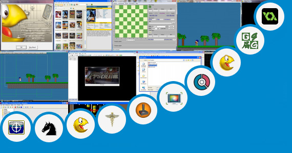 Software collection for Format Game Mito