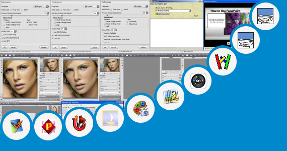 Software collection for Free Erase Clothes Tool Photoshop